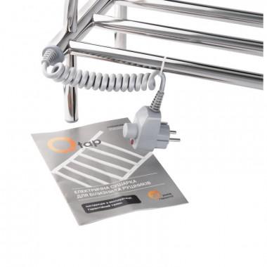 3 SD00036929 Полка электрическая для обуви Q-tap Lugano CRM P1 250x650