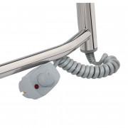 Полотенцесушитель электрический Q-tap Classic (CRM) P5 500х500 RE