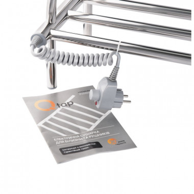 3 SD00036932 Полка электрическая для обуви Q-tap Lugano CRM P2 500x850